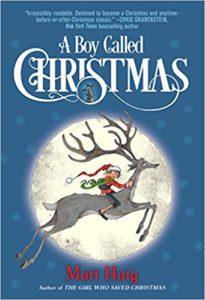 クリスマスまでに読みたい!! A Boy Called Christmas